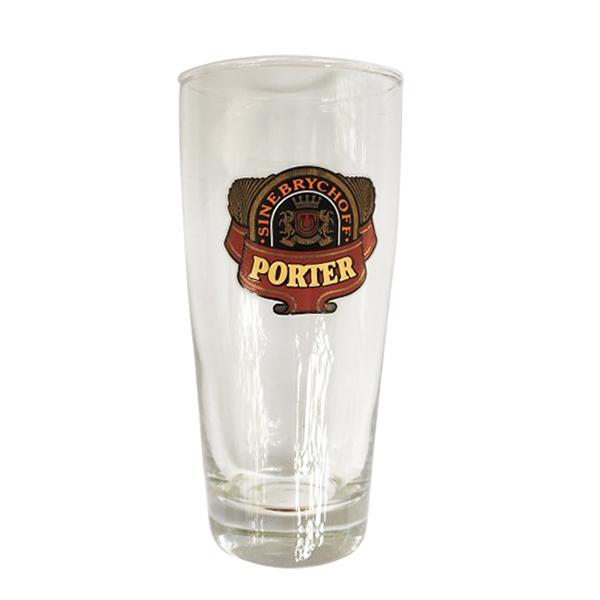 Porter beer glass